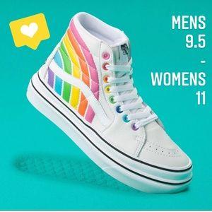 VANS Rainbow Kicks